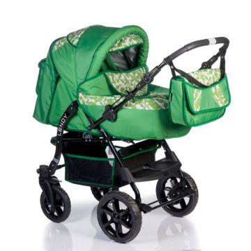 Коляска-трансформер Babyhit Lendy (зеленый)
