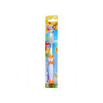 Зубная щётка MiniMax Fresh&White (от 3 лет) Lili