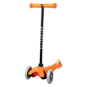 Самокат Playshion Mini Kids FS-MS001 (Оранжевый)