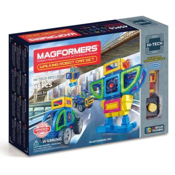 Конструктор Magformers Walking Robot Car Set