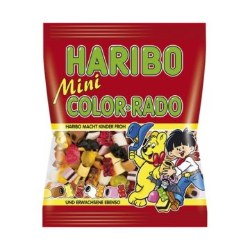 Мармелад Haribo Mini Color-Rado 175 гр