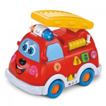 Развивающая игрушка Huile Пожарная Машинка