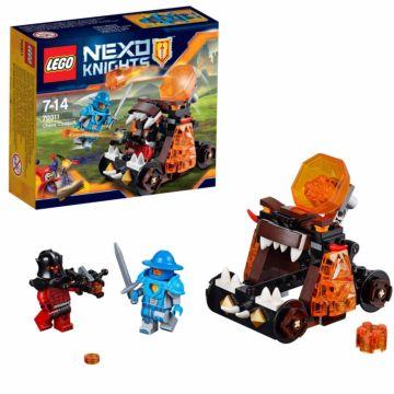 Конструктор Lego Nexo Knights 70311 Нексо Безумная катапульта