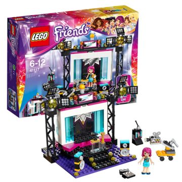 Конструктор Lego Friends 41117 Подружки Поп-звезда: телестудия