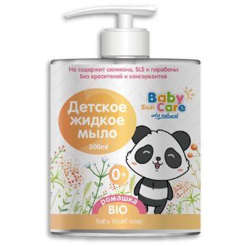 Мыло жидкое Baby Sun Care с ромашкой 300 мл