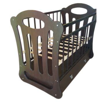 Кроватка детская ВДК Belinda (поперечный маятник) (венге)