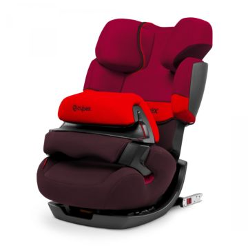 Автокресло Cybex Pallas Fix Rumba Red