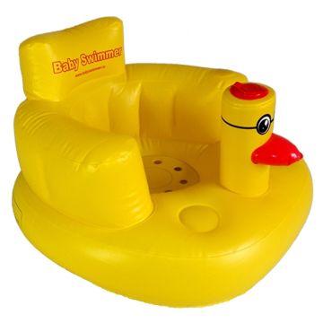 Надувное кресло Baby Swimmer