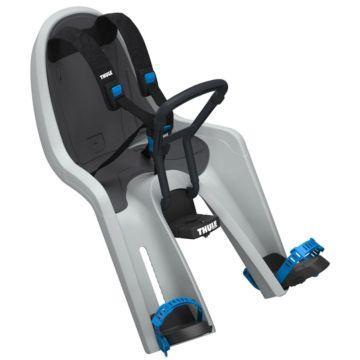 Велокресло на руль Thule Right Along Mini до 15 кг (светло-серое)