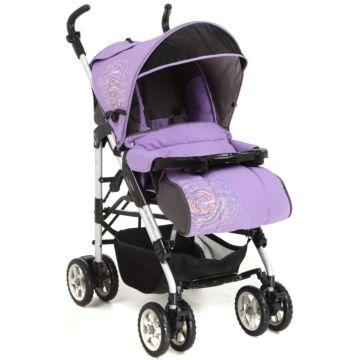 Коляска-трость Capella S-321 (Фиолетовый)