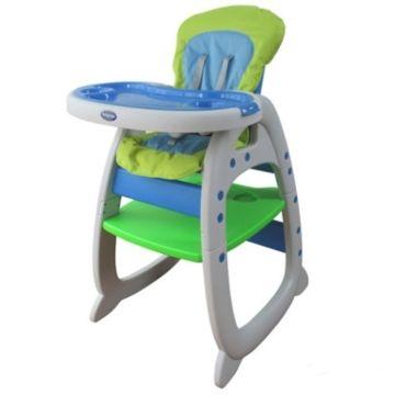 Стульчик для кормления Baby Care O-Zone (зеленый)