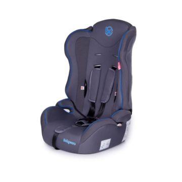 Автокресло Baby Care Upiter (серо-синее)