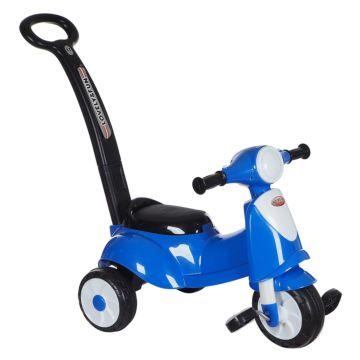 Каталка Ningbo Prince Toys Вел (голубой)