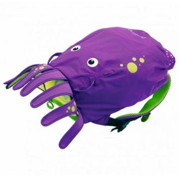 Рюкзак из водонепроницаемой ткани Trunki PaddlePak Морские обитатели (Фиолетовый)