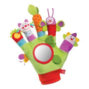 Развивающая игрушка Happy Baby Garden Inhabitans