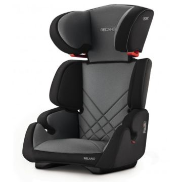 Автокресло Recaro Milano Seatfix 2016 Carbon Black