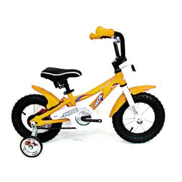 """Детский велосипед Ride 12"""" (yellow)"""
