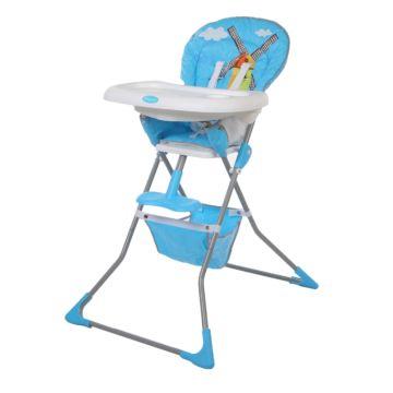 Стульчик для кормления Baby Care Tea Time (синий)
