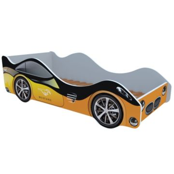 Кровать-машина Кроватка5 Машинки (Мустанг)