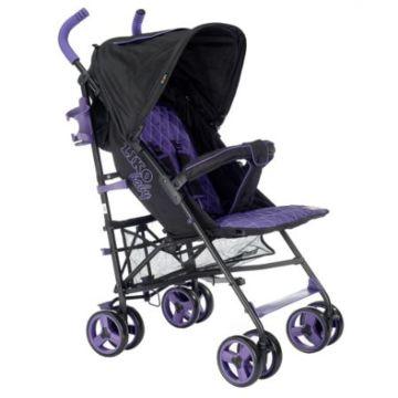Коляска-трость Liko Baby Liko Baby B319 Easy Travel (фиолетовый)