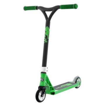 Трюковый самокат Grit Tremor Grom 2017 (зеленый)