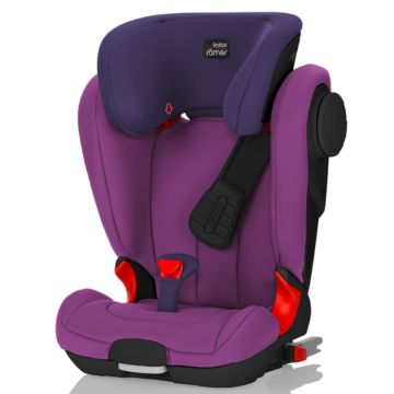 Автокресло Britax Romer KidFix II XP Sict Black Series Mineral Purple