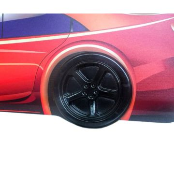 Пластиковые колеса для кровати-машины Кроватка5