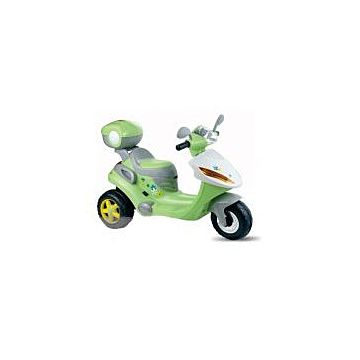 Электромобиль Joy Avtomatic KL-01 Scooter (зеленый)