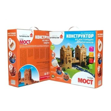 Конструктор из кирпичиков Висма Brikmaster (Мост)
