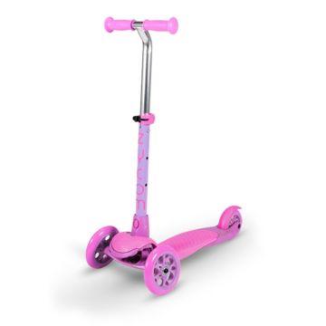 Самокат Zycom Zing Mini с регулировкой руля (розовый)