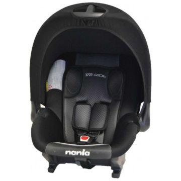 Автолюлька Nania First Baby ride (graphic/black)