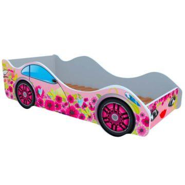 Кровать-машина Кроватка5 Машинки (Букет)