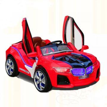 Электромобиль Joy Avtomatic BMW HL-958 с пультом управления (красный)
