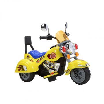 Электромотоцикл Farfello В19 (Yellow)