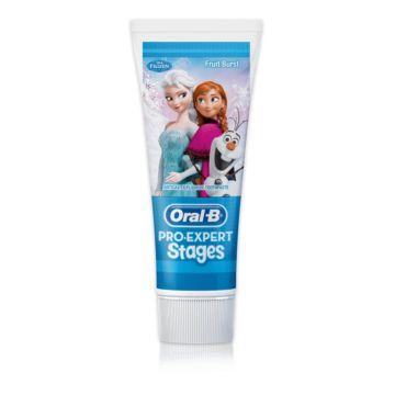 Зубная паста Oral-B ProExpert Stages Frozen (от 2 лет) Фруктовый взрыв