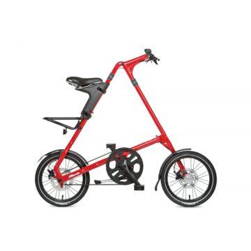 Велосипед складной Strida 5.2 (2017) красный