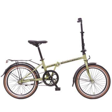 """Велосипед складной Novatrack Aurora SRAM 20"""" (2016) серый"""