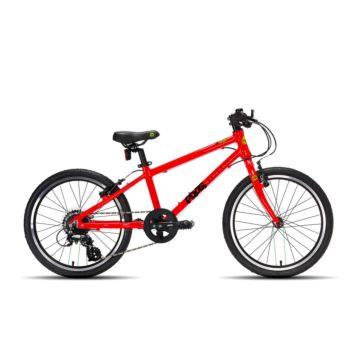 """Детский велосипед Frog Bikes 55 20"""" (красный)"""