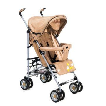 Коляска-трость Liko Baby Liko Baby BT-109 City Style (бежевый)
