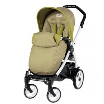 Коляска прогулочная Peg Perego Book Plus Pop Up Completo (Green Tea)
