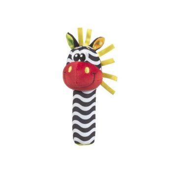 Погремушка-пищалка Playgro Зебра