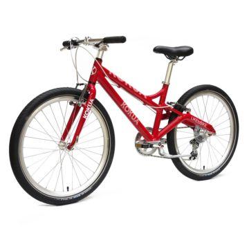 """Подростковый велосипед Kokua LiketoBike 24"""" (красный)"""