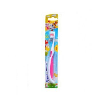Зубная щётка MiniMax Fresh&White (от 3 лет) Cat Steps