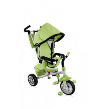 Трехколесный велосипед Bertoni Lorelli B302A (зелено-серый/green&grey)