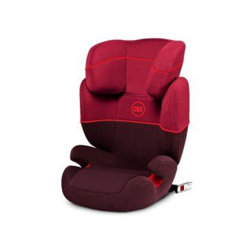 Автокресло CBX by Cybex Free-Fix Rumba Red