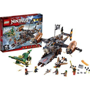 Конструктор Lego Ninjago 70605 Ниндзяго Цитадель несчастий