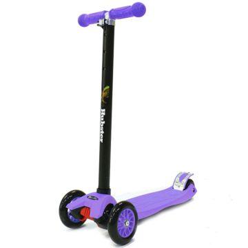 Самокат Hubster Maxi (фиолетовый)