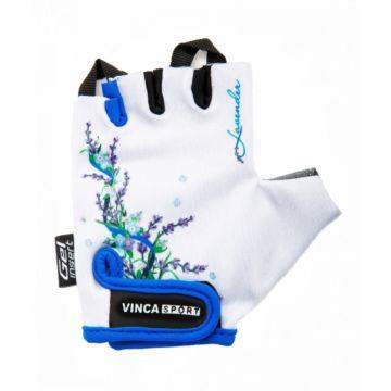 Велоперчатки Vinca Sport для ребенка 3-5 лет (lavender)