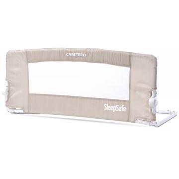 Барьер безопасности для кроватки Caretero SleepSafe 103см (коричневый)