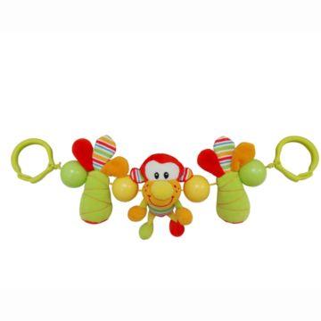 Развивающая игрушка-растяжка I-Baby Обезьянки